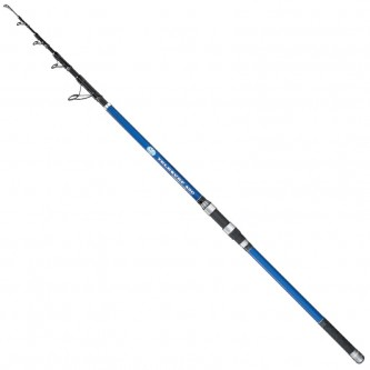 Lanseta fibra carbon Baracuda Telesurf 4.0 m A: 200 g