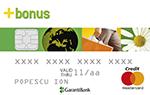 Bonus Card de la Garanti BBVA