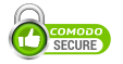 Logo Comodo Secure - gonefishing.ro