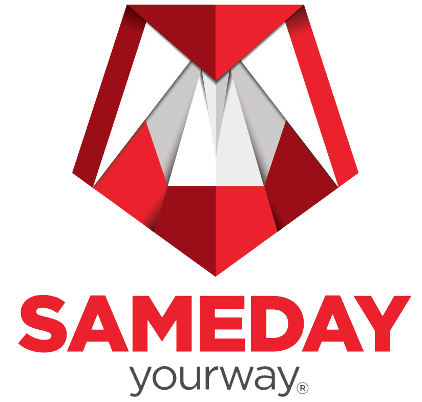 Sameday Courier Logo - gonefishing.ro